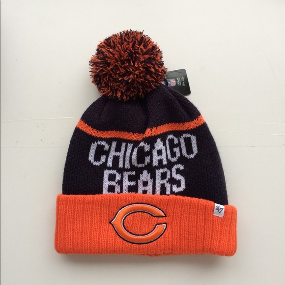 b37ba8fc NWT Chicago Bears winter hat
